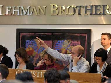 Bankrupt Lehman Brothers close to naming new board - Firstpost
