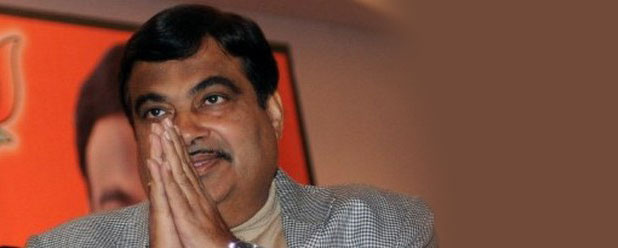 Gadkari has lost control of the BJP