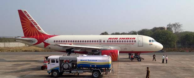 Praful Patel is to blame for Air India strike, not pilots.