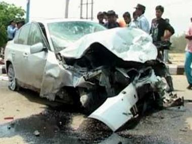 Gurgaon Bmw Crash Police Say Driver Not A Suspect Firstpost