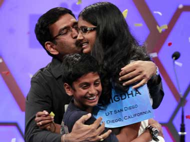 Indian American Wins Scripps National Spelling Bee