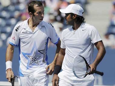 Paes-Stepanek have been in good form. PTI
