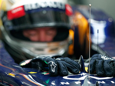 Vettel is looking good for the Indian GP once again. Reuters