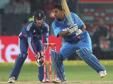 Why is Dhoni good in the shorter formats? PTI