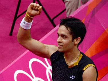 Kashyap was in superb touch. But Sindhu faltered. PTI