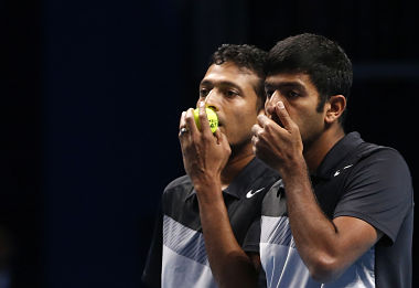 Mahesh Bhupathi and Rohan Bopanna have a huge role to play. Reuters