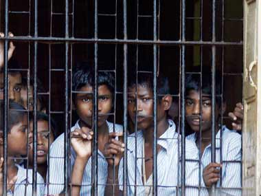 The government will not reduce the age of juveniles. Reuters