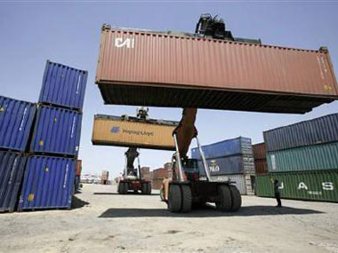 Making a marginal recovery, India's exports entered the positive zone after a gap of eight months, recording a growth of 0.82 per cent to $ 25.58 in January.