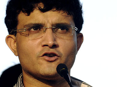 Sourav Ganguly. Reuters