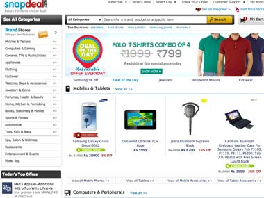 0db0efcec96 Snapdeal looks to US bourse listing to raise funds - Firstpost