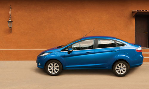 A global bestseller for Ford, the new Fiesta never really caught on in India.