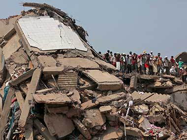 Bangladesh factory toll tops 1000: Worst industrial accident since