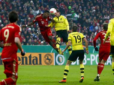 Dortmund have emerged as bayern s biggest rivals in modern football