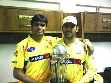All you need to know about CSK chief Gurunath Meiyappan