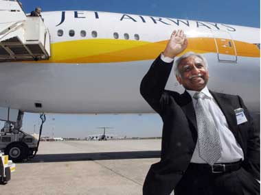 jet airways by naresh goyal Jet airways india ltd is not ruling out looking at the sale of loss-making national carrier air india ltd, its chairman said, although he remains focused on his own airline.
