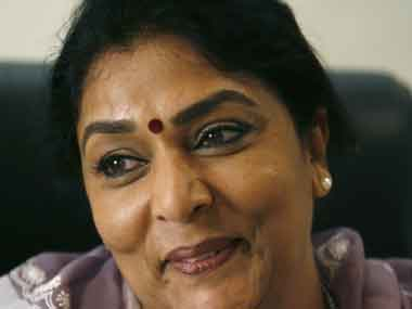 Renuka Chowdhury said that the Congress favours self regulation for the IPL. Reuters.