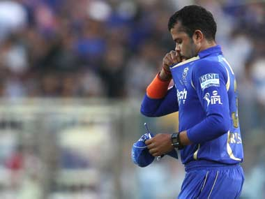 Sreesanth's lawyers will attempt to get bail for their client. BCCI