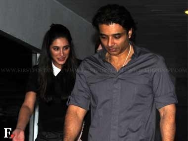 Uday Chopra and girlfriend Nargis Fakhri have been taking off on    Uday Chopra Girlfriend