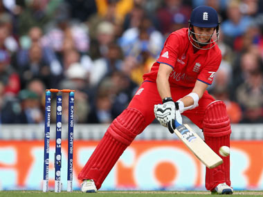 Joe Root, England's wonderkid, in action at CT 13. Getty Images