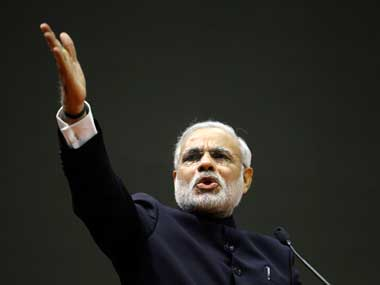 Get me allies: Modi wants more allies for the BJP. Reuters