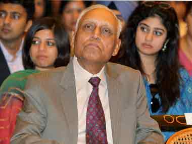 Former IAF chief SP Tyagi is one of the accused in the bribery case. PTI
