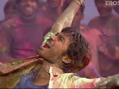 A still from Raanjhanaa. Agencies