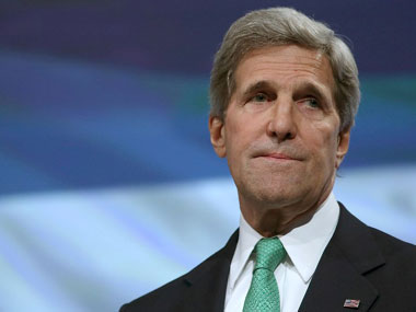 John Kerry. AFP.