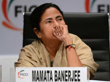 West Bengal Chief Minister Mamata Banerjee. AFP