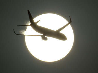DGCA warns carriers on time slots. Reuters