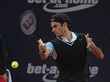 Switzerland's Roger Federer isn't having a great run of late. AP