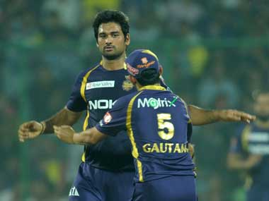 Sangwan didn't have a very good IPL season. AFP