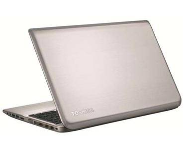 Toshiba P Series in this photo. Image from Tech2.