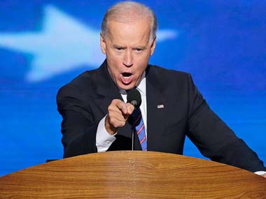 US Vice President Joe Biden. AP