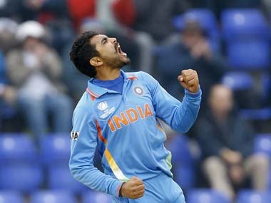 Ravindra Jadeja is the leading wicket-taker in ODI's this year. AP