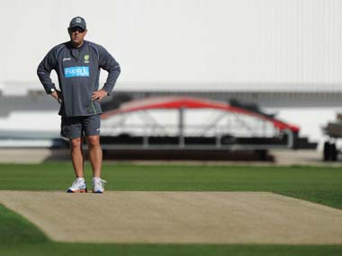 Darren Lehmann did not hold back when it came to criticising Stuart Broad. Getty Imagies