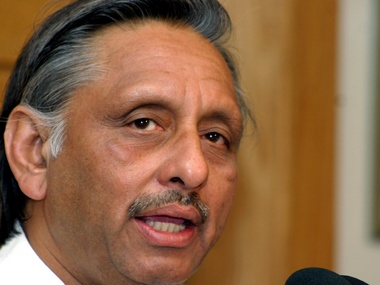 Aiyar lost his temper after Agarwal taunted him. Reuters