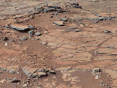 mars rover first photo - photo #48