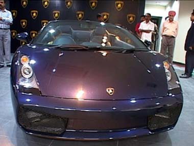 Lamborghini Targets India S Super Rich To Double Sales Firstpost
