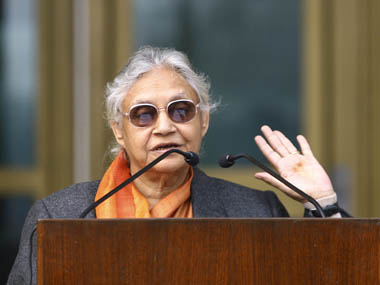 Sheila Dikshit may be Congress choice for UP chief minister: Sources