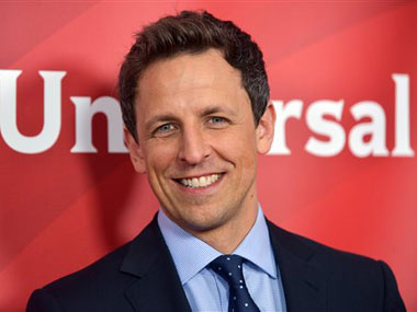 Seth Meyers to host Golden Globe Awards on 7 January; More digs at Donald Trump in store?