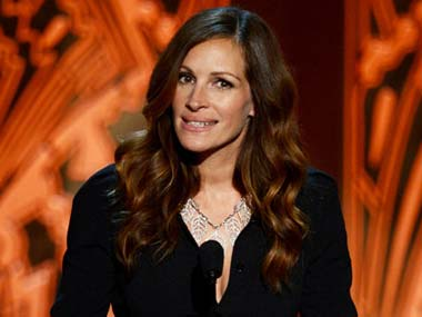 Motes was born to Julia Roberts' mother: AP