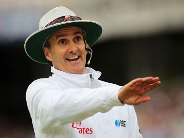 File picture of Billy Bowden. Getty Images