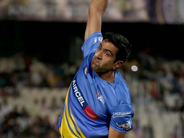 R Ashwin can't catch, can't throw and can't run. BCCI