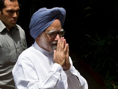 Dr. Manmohan Singh in this file photo. AFP