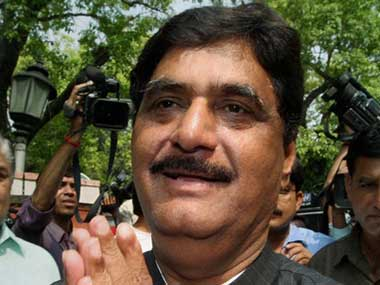 BJP leader Gopinath Munde met with an accident. PTI