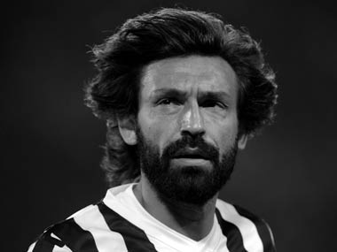 Andre Pirlo. Getty Images