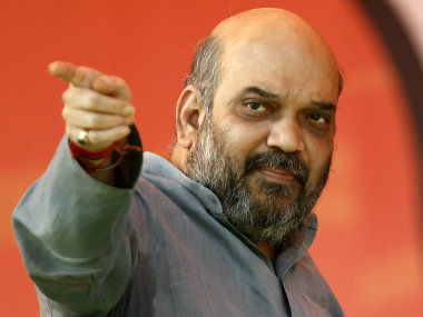 Amit Shah was exempted from appearing in two encounter cases. Reuters