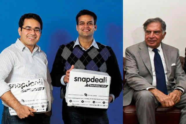 6365d9a4c15 Twist in India s e-commerce story  Ratan Tata likely to invest in Snapdeal  - Firstpost
