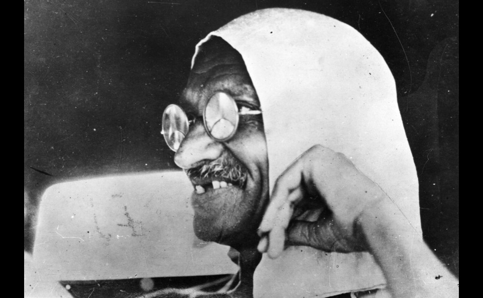 mohandas gandhi quotes