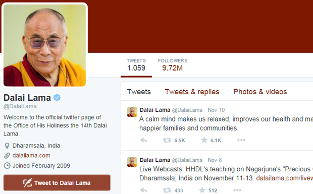 Modi or Dalai Lama? Decoding who's most influential on ...